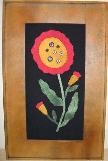Folk Flower