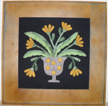 Urn of Flowers