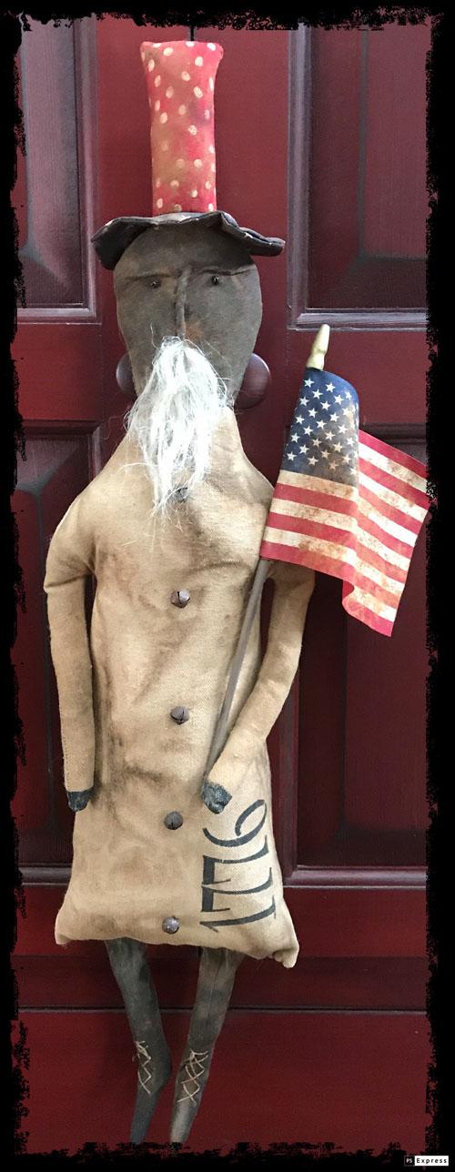 Hanging Uncle Sam