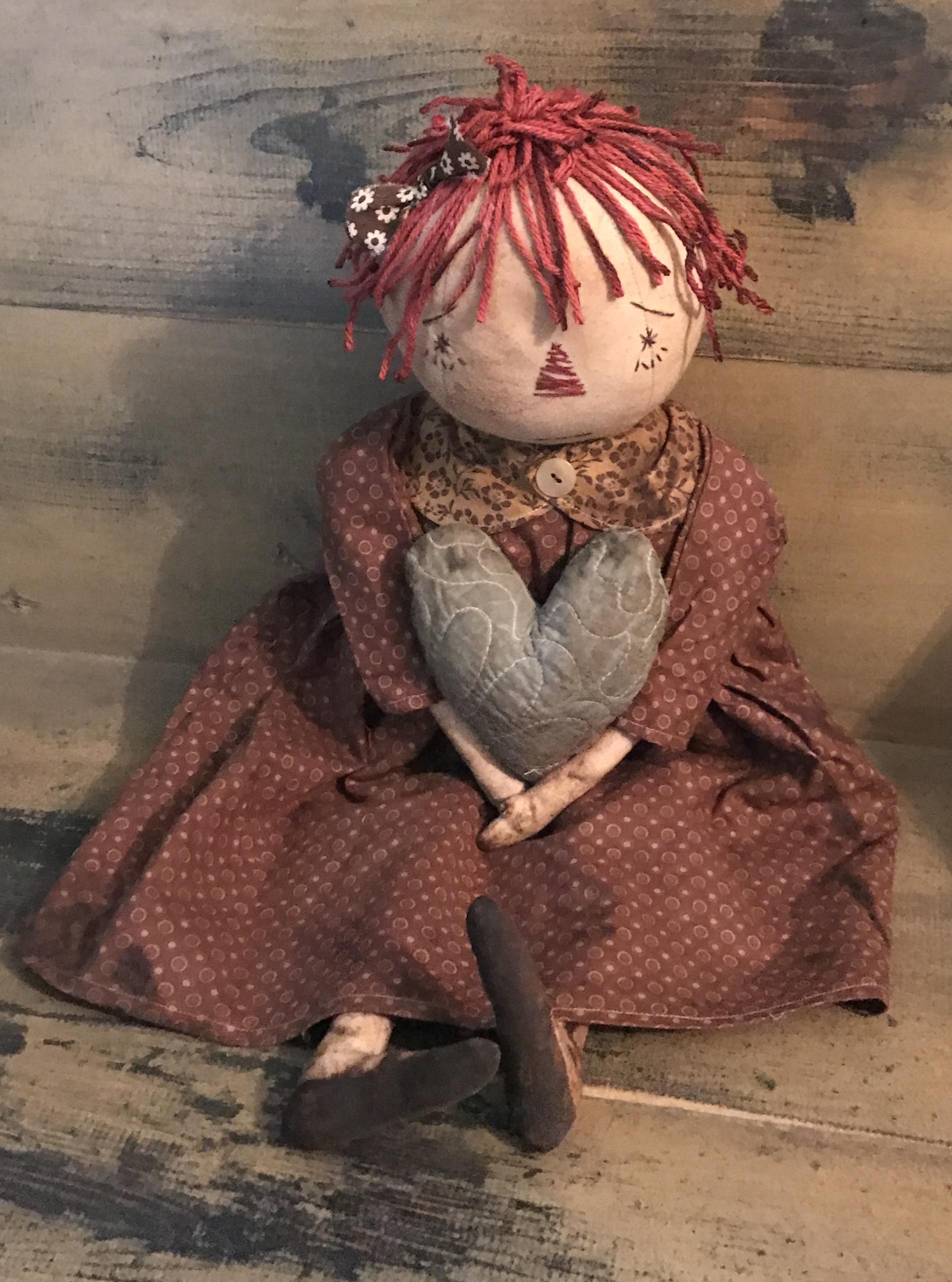 Pouting Annie