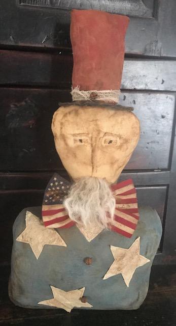 Sitter Uncle Sam