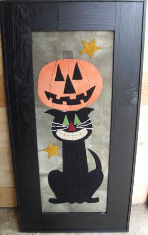 Fall Cat