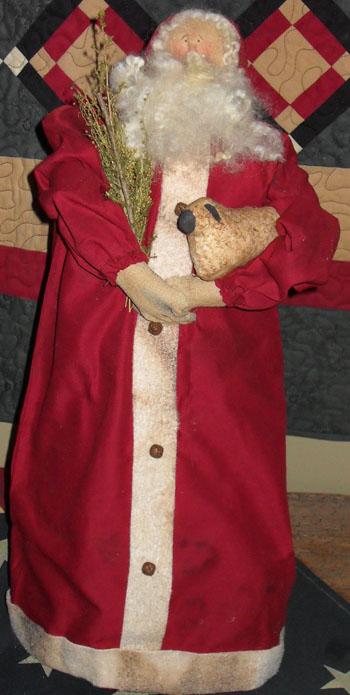 Santa Red Coat