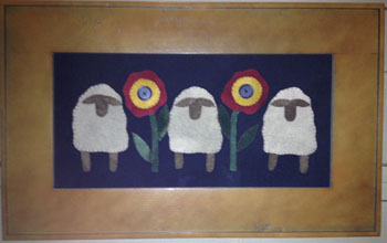 Trio Sheep